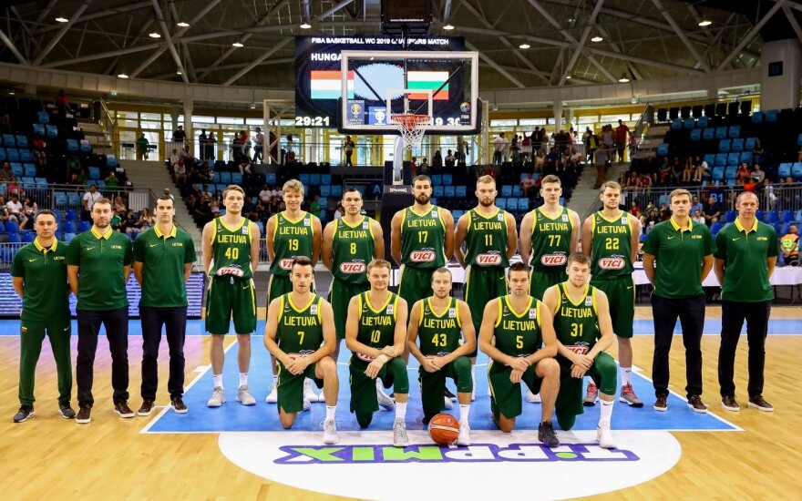 Lithuanian national basketball team