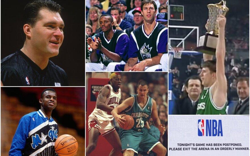 """Kai NBA sustoja: sykį """"Žalgiris"""" padarė tai, ko nesitikėjo niekas"""