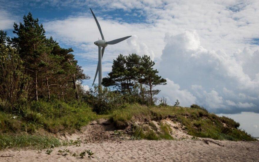 Seimas pakeitė vėjo ir saulės elektrinių kainodarą