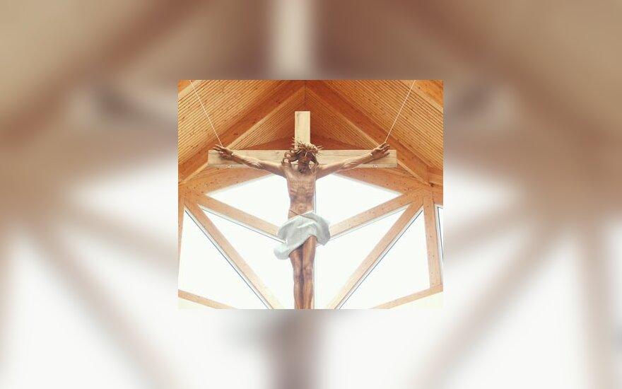 Jėzus Kristus, kryžius, religija