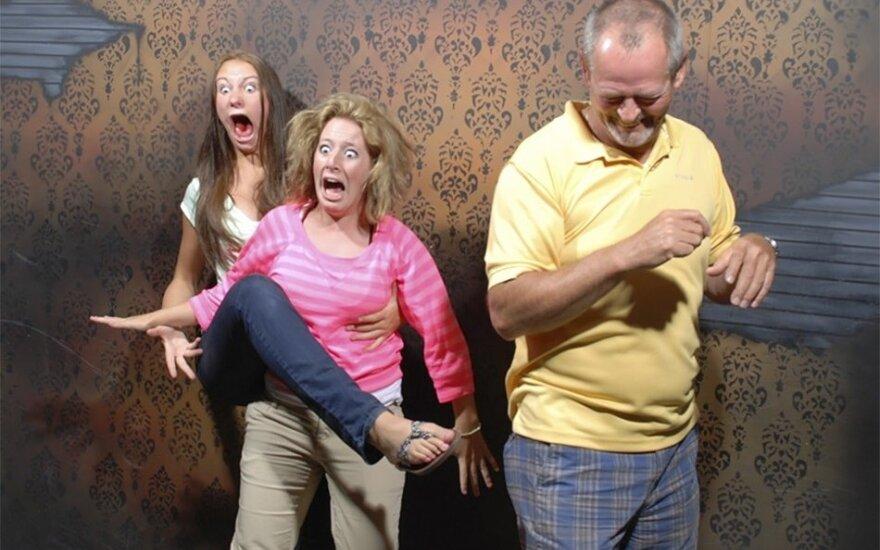 Nightmares Fear Factory nuotr.