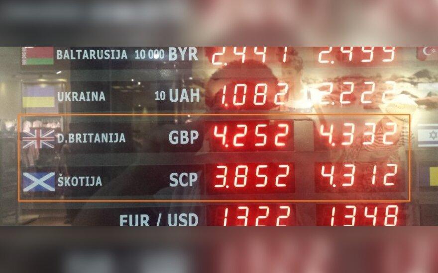 Nusikaltėliai pakeitė valiutos keitimo kursą ir pagrobė tūkstančius eurų