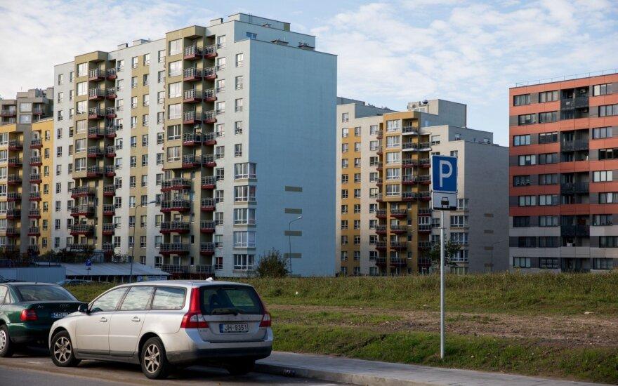 Kur Vilniuje ieškoti pigių būstų ir kiek reikia uždirbti, kad juos įpirktumėte