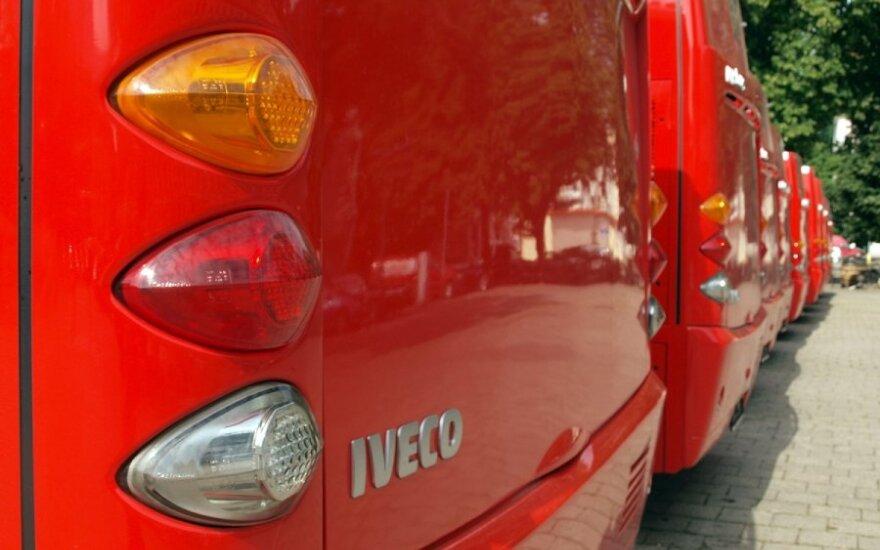 Kaune - nauji autobusai