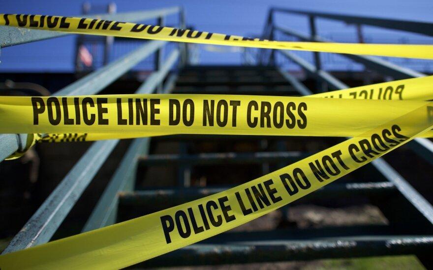 Vašingtono valstijoje civilis nušovė ginkluotą automobilio vagį