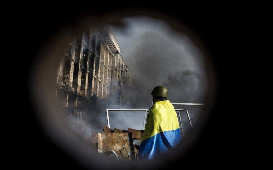 Neramumai Ukrainoje