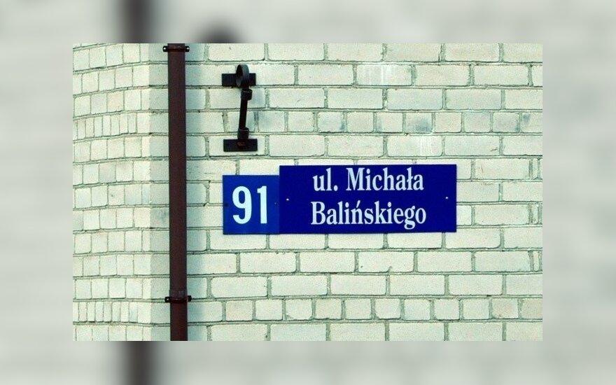 Šalčininkų gyventoją stebina požiūris į lietuvių kalbą