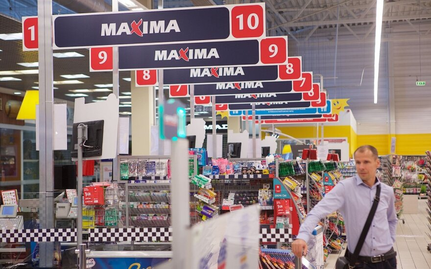 Maxima Group turnover rises 3.6% to €2.7bn