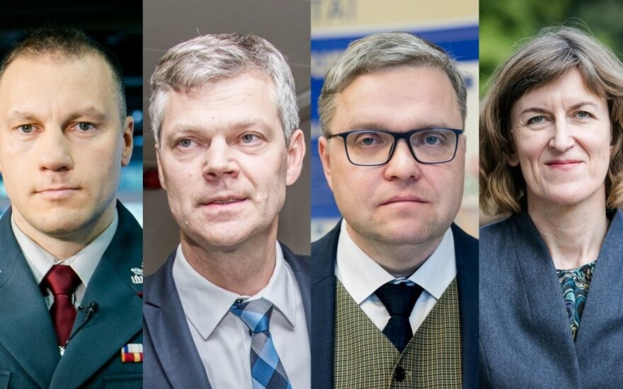 """""""Lietuvos įtakingiausieji 2018"""": tarnautojų ir teisininkų sąraše – labiausiai nustebinę lūžiai"""