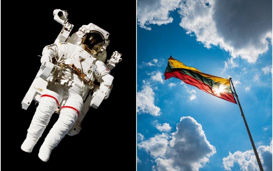 Lietuviai pretenduoja tapti astronautais