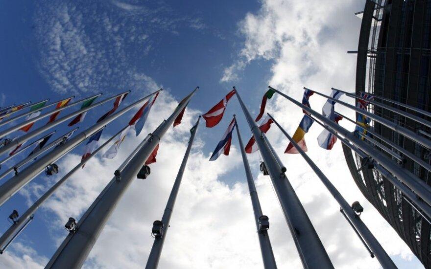 Keli svarbiausi praėjusių metų įvykiai ES