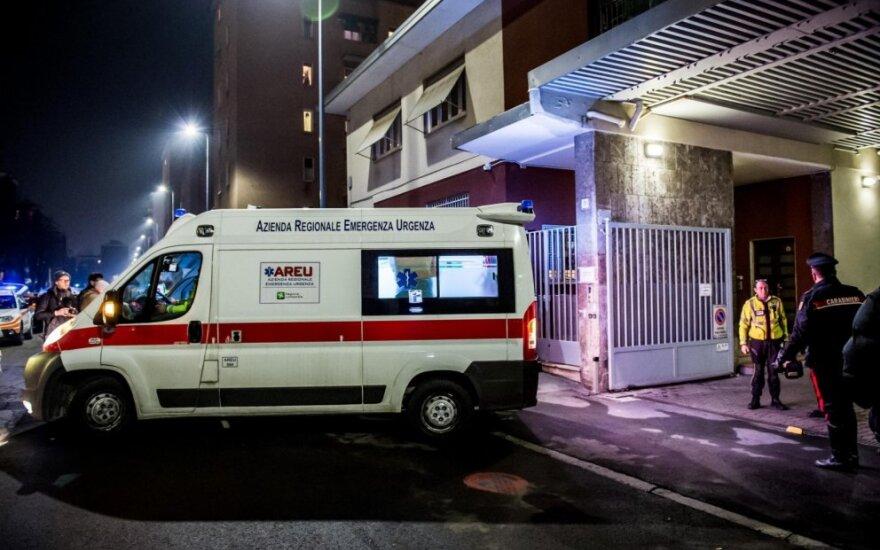 Greitoji pagalba, Italija