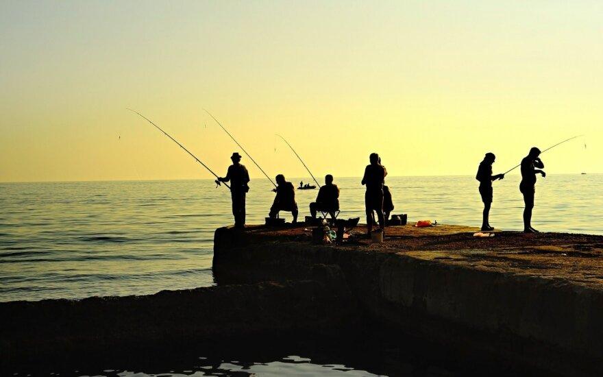 KABLYS.lt skaitytojo anekdotas: apie žvejišką kantrybę