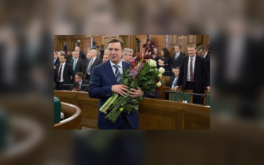 Latvių premjeras irgi susirūpino dėl vakarienės ir medžioklės