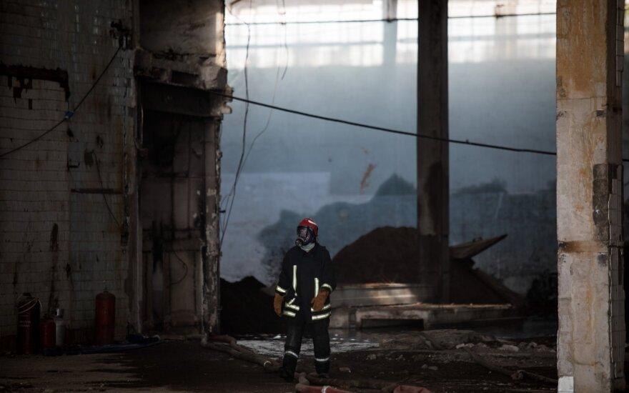 Alytaus savivaldybė: pastato rūsiuose susikaupęs vanduo bus išpumpuotas