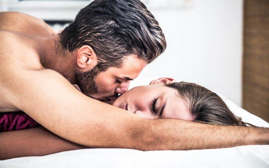Sekso fantazijos: tyrimas atskleidė, apie ką slapčia svajoja daugelis