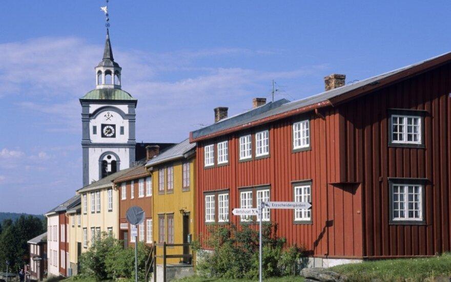 Norvegijoje uždarbiaujantis tautietis: lietuviai rodo savo neišprusimą