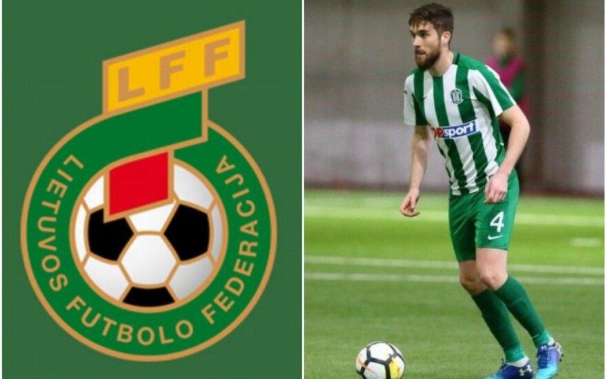 LFF, Diego Oyarzunas
