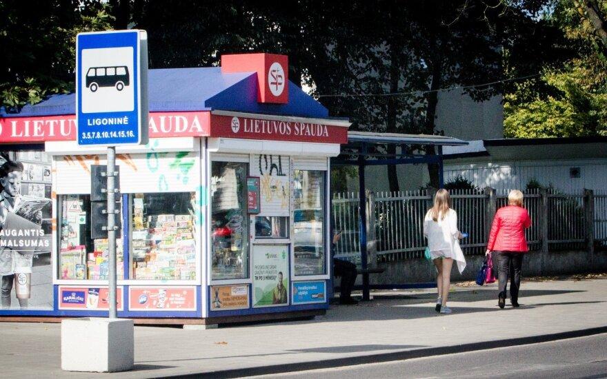"""""""Narvesen"""" ir """"Lietuvos spauda"""" teiks naują paslaugą: bus galima išsigryninti pinigų"""