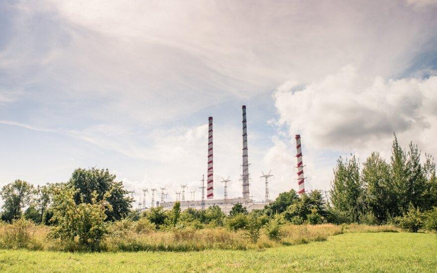 Elektrėnų komplekse neliks dviejų nenaudojamų kaminų