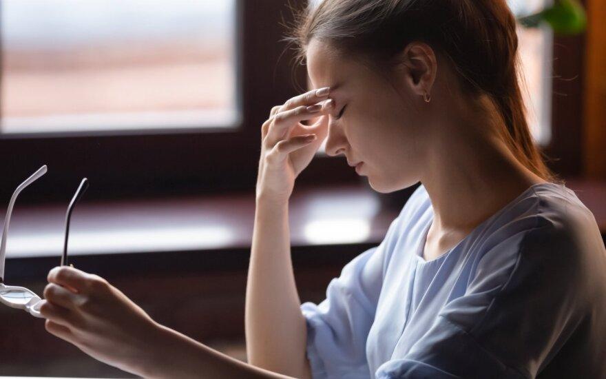 Sausų akių liga: kas tai ir kaip ją įveikti?