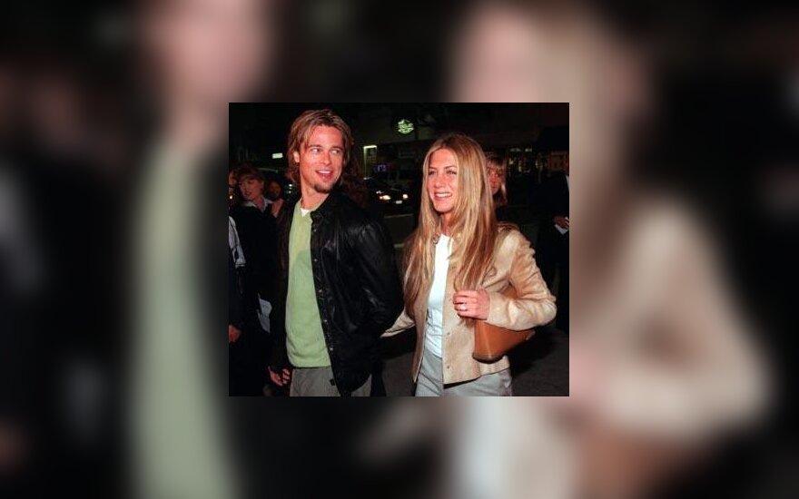 B.Pitt & J.Aniston
