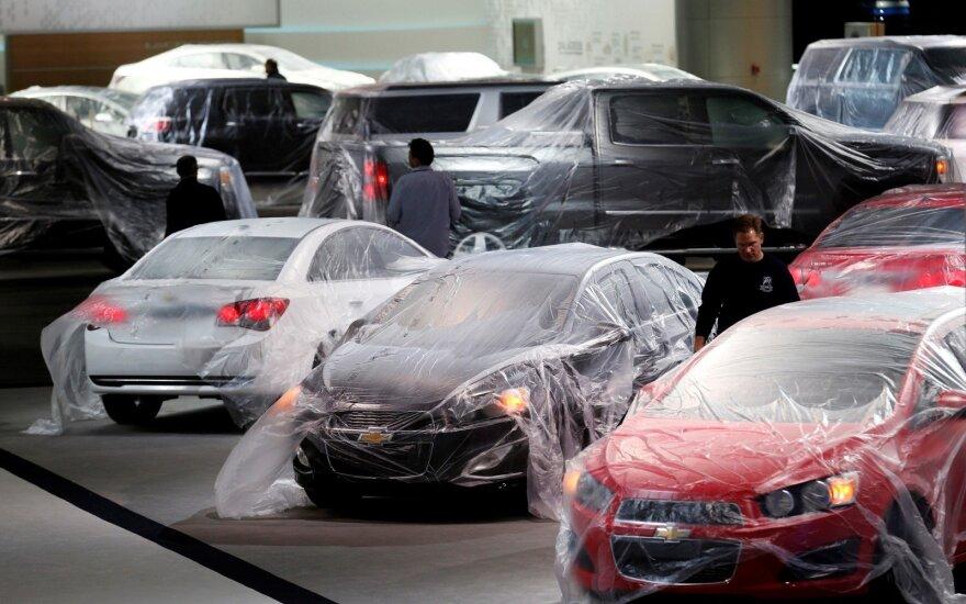 """General Motors"" automobiliai"