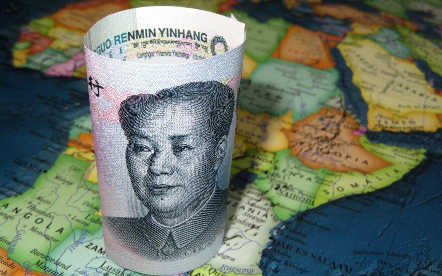 Kinijos investicijos Afrikoje