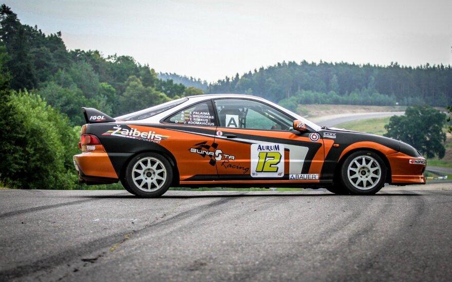 "Į ""Eneos 1006 km lenktynes"" grįš legendinis automobilis ""Honda Integra"""