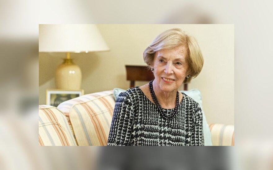 Mrs Alma Adamkienė