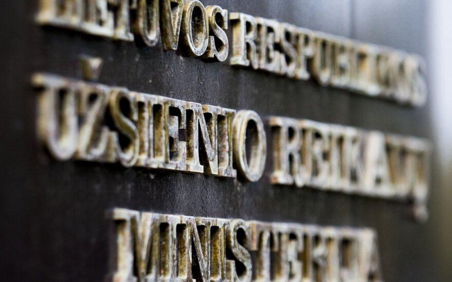 URM: užsienyje gyvenančius lietuvius pasiekė klaidinantys laiškai