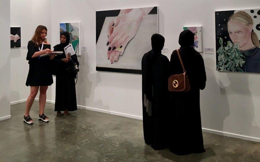 """""""The Rooster Gallery"""" meno mugėje """"Art Dubai"""""""