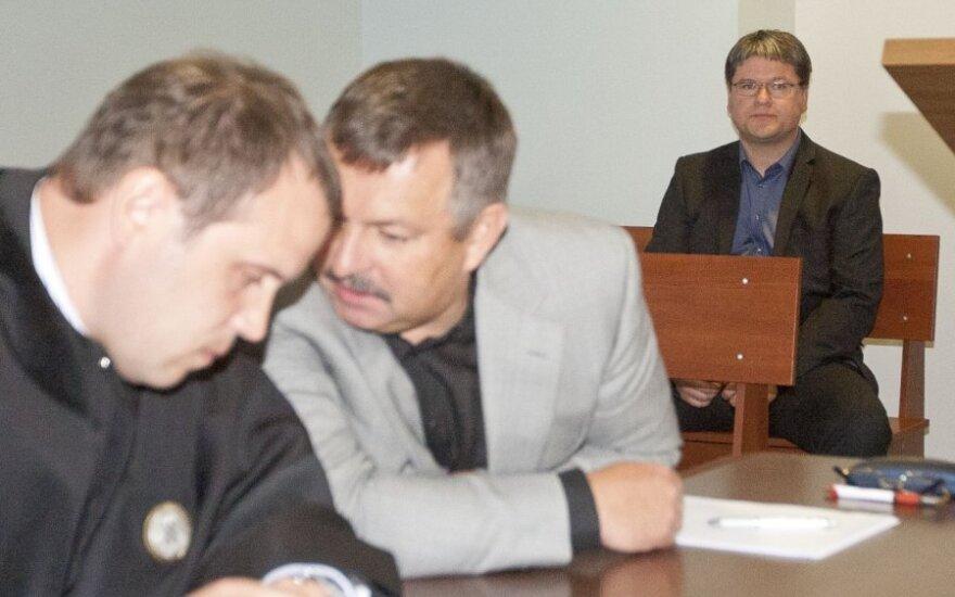 Prokurorė teismo prašo nuteisti buvusį Vilniaus merą V.Navicką