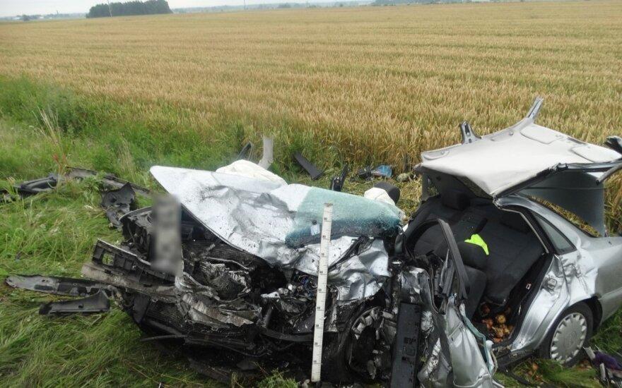Lietuva išlieka tarp ES šalių, kur įvyksta daugiausiai mirtinų eismo nelaimių
