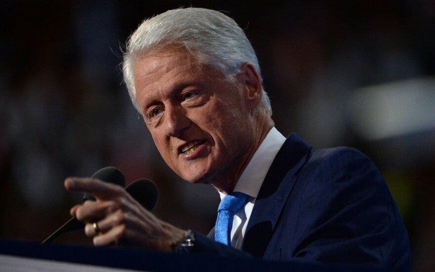 Lewinsky: buvęs prezidentas Billas Clintonas piktnaudžiavo valdžia