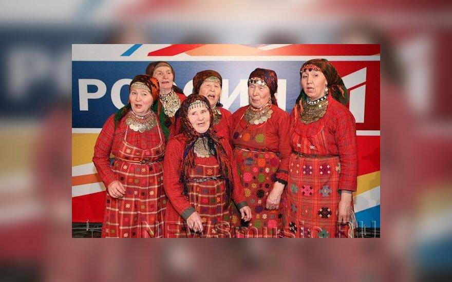 Buranovskiye Babushki. Newsmusic.ru nuotr.
