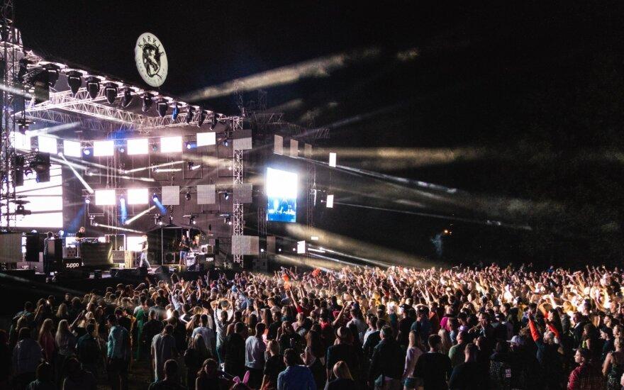 Festivalis Karklė 2018, pirma diena