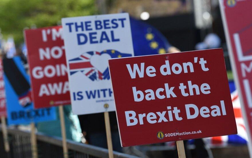 """Belgija ruošiasi kietojo """"Brexito"""" ekonominiam smūgiui"""