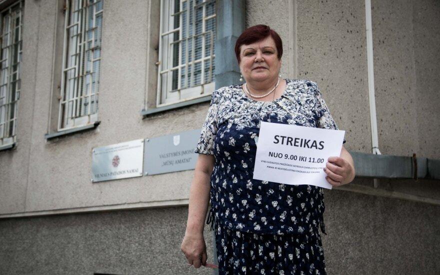 Visoje Lietuvoje streikuoja kalėjimo medikai: mums nusibodo