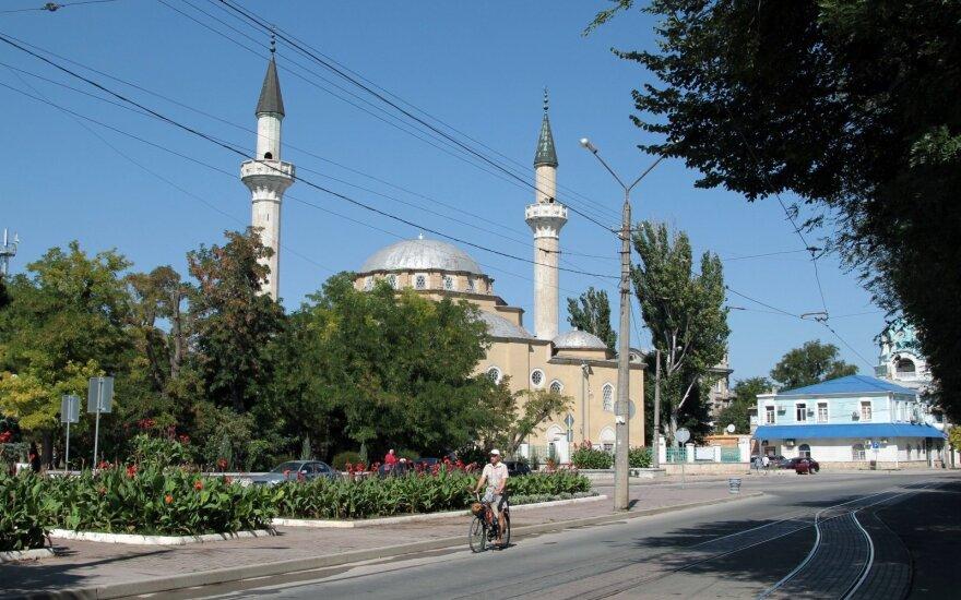 ES dėl Rusijos rinkimų Kryme paskelbė sankcijas penkiems asmenims