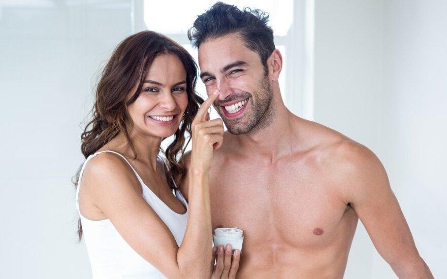 Svarbu ne tik moterims: kaip prižiūrėti veido odą, kad neatrodytumėte dešimtmečiu vyresnis