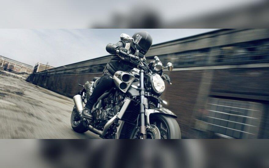 Yamaha VMAX Carbon