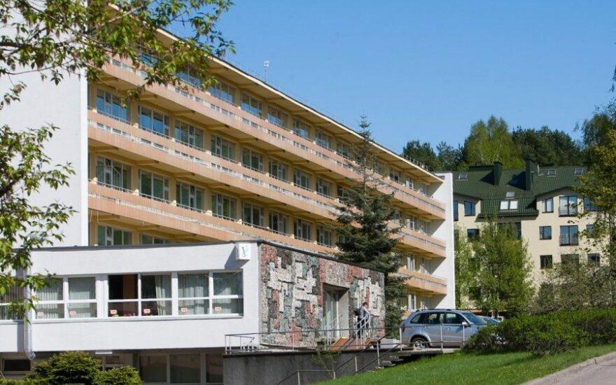 Teismas stabdo Vilniaus ligoninių sujungimą