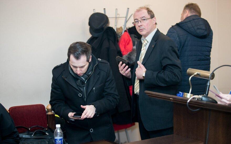Linas Lobeckis ir Artūras Šukevičius
