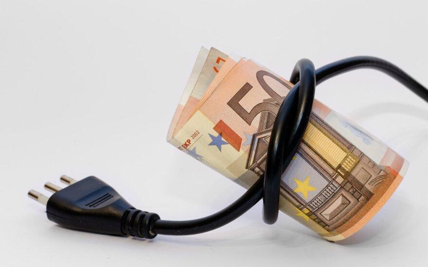 Elektros kaina po liberalizavimo: augti neturėtų, kristi nėra kur