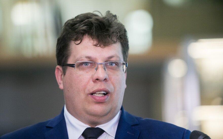 Atsistatydina kultūros viceministras Renaldas Augustinavičius