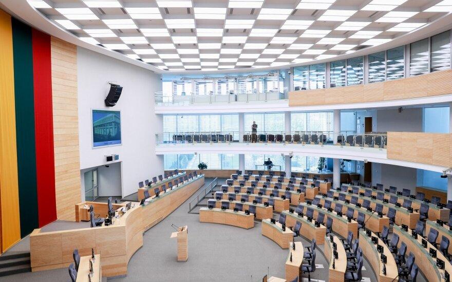 Seimas pavasario sesiją turėtų imtis Stambulo konvencijos