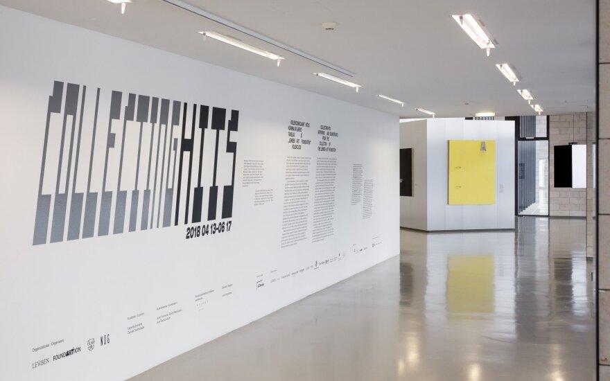 """Garsūs Lietuvos muzikantai ir menininkai kviečia muziejų naktį praleisti parodoje """"Kolekcionuojant hitus"""""""