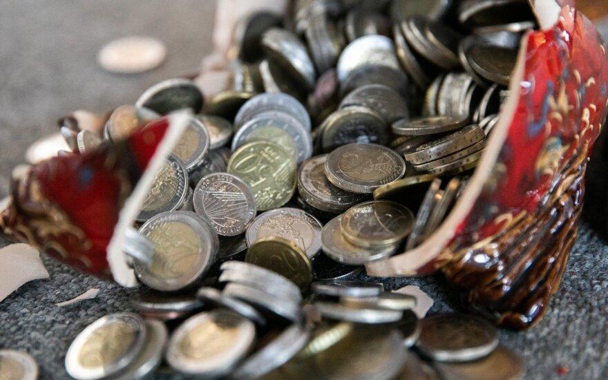Antros pakopos pensijų fondų turtas per pusmetį padidėjo daugiau kaip 11 proc.