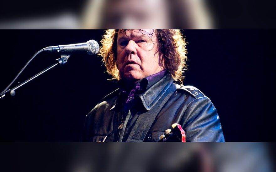 Gitaristas Gary Moore